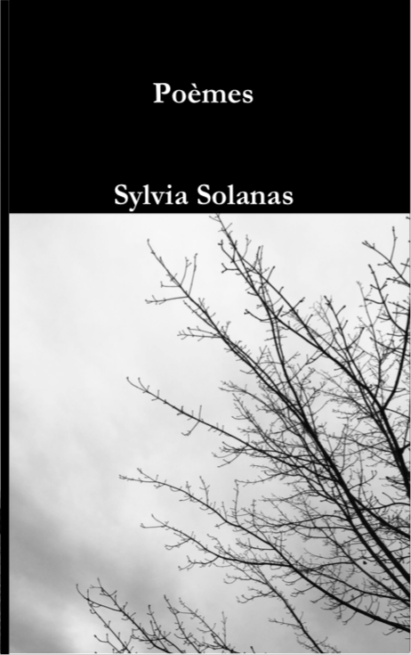 Sylvia Poetry Book Front Cover